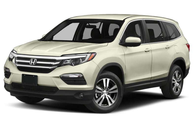 2017 Honda Pilot EX 4dr All wheel Drive