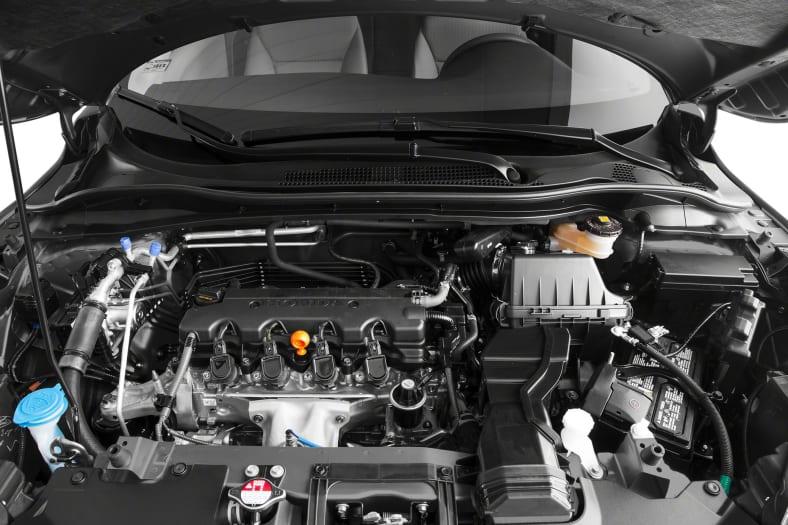 2018 Honda HR-V Exterior Photo