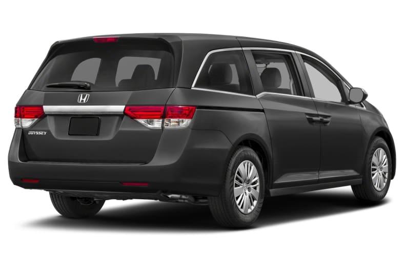 2017 Honda Odyssey Lx Passenger Van Pictures