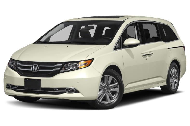 2017 Honda Odyssey Touring Passenger Van Information