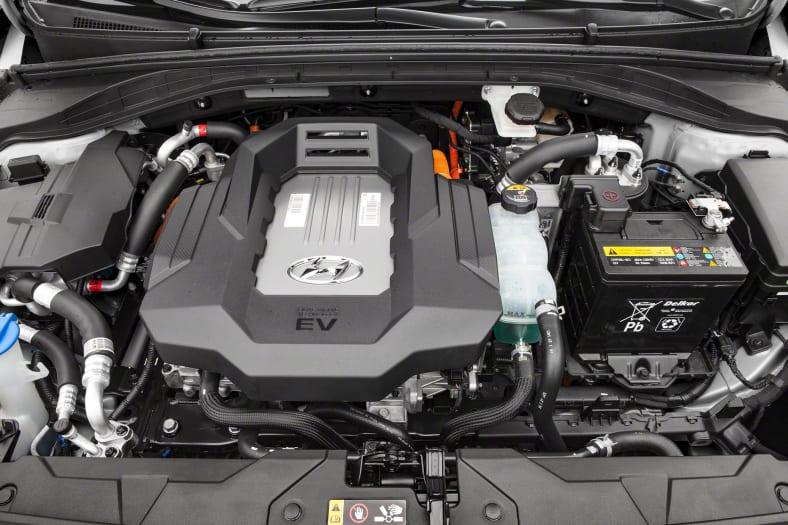2017 Hyundai Ioniq EV Exterior Photo