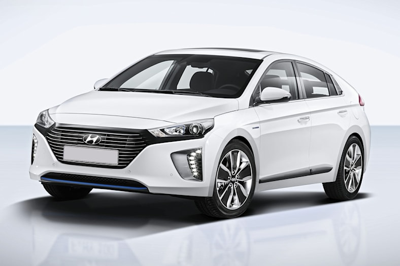 2018 Hyundai Ioniq Hybrid Exterior Photo