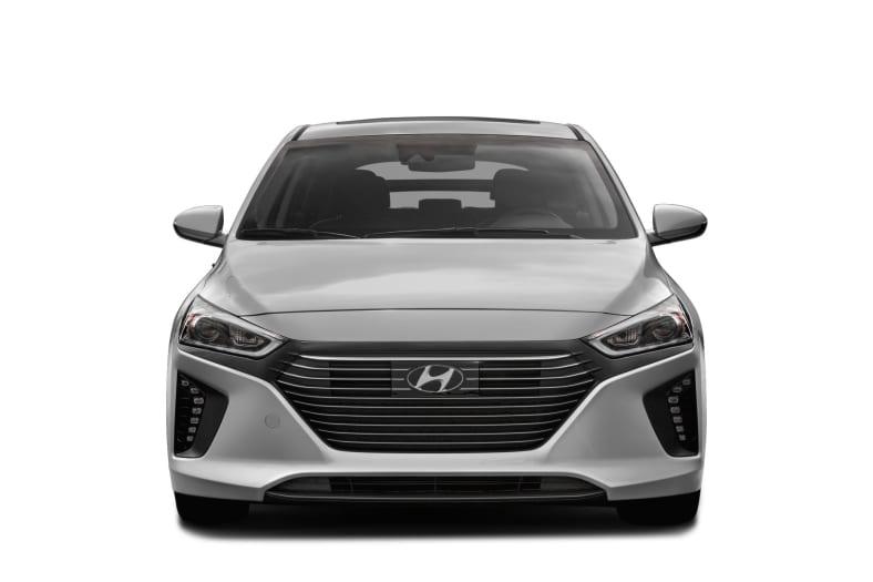 2017 Hyundai Ioniq Hybrid Exterior Photo