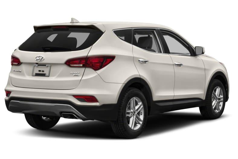 2018 Hyundai Santa Fe Sport Exterior Photo