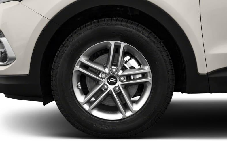 2017 Hyundai Santa Fe Sport Exterior Photo