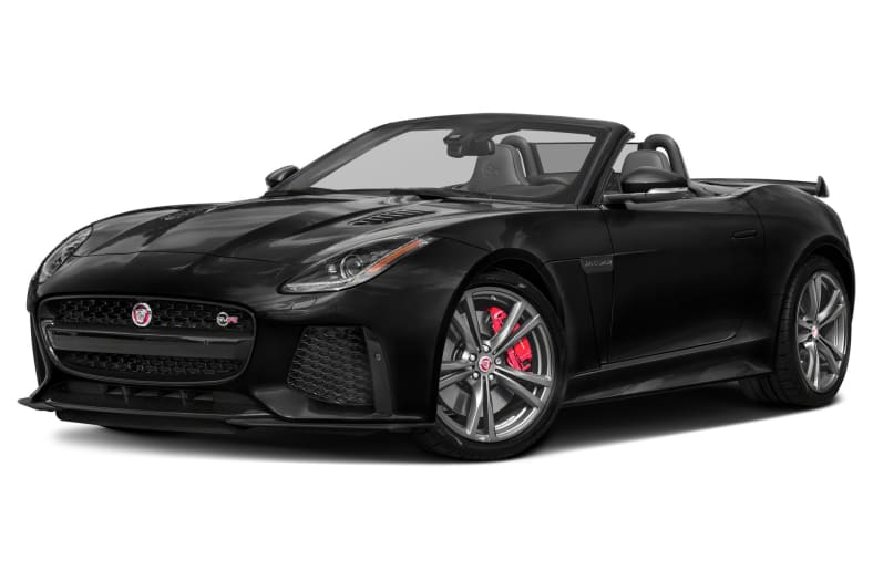 Jaguar FTYPE SVR Dr Allwheel Drive Convertible Pictures - All wheel drive jaguar