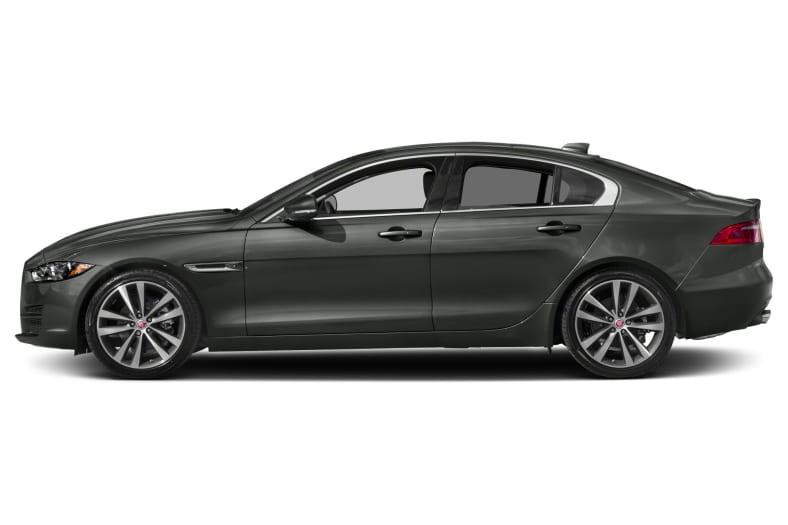 2018 Jaguar XE Exterior Photo