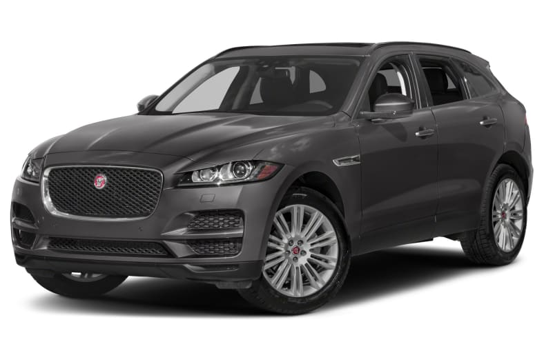 2017 F Pace