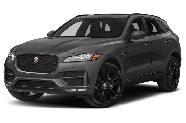Jaguar FPACE D RSport Allwheel Drive Pictures - All wheel drive jaguar