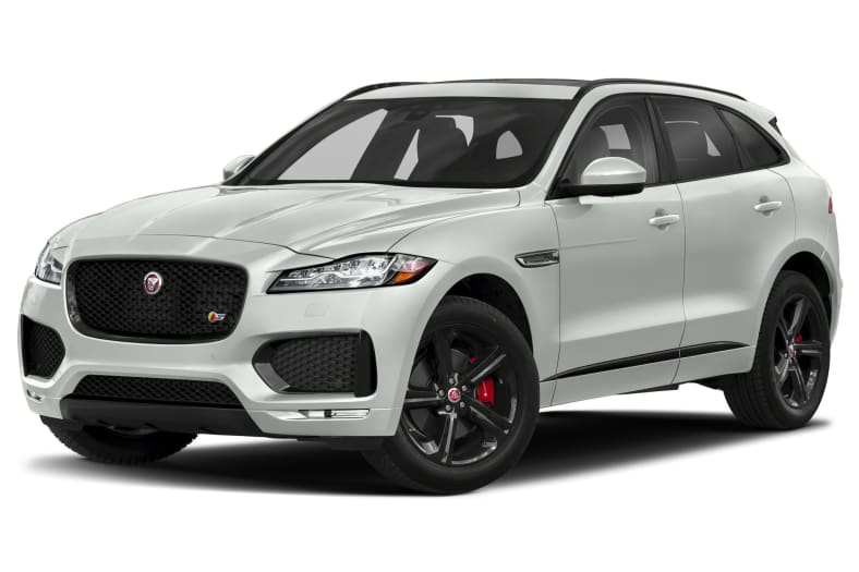 2018 F-PACE