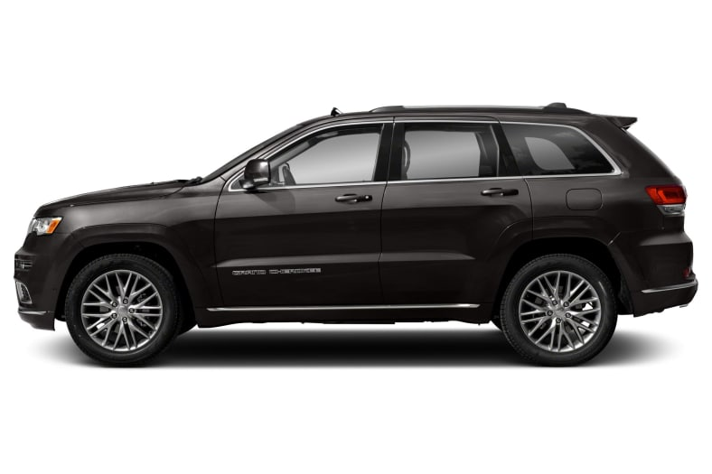 2018 Jeep Grand Cherokee Summit 4dr 4x4 Pictures