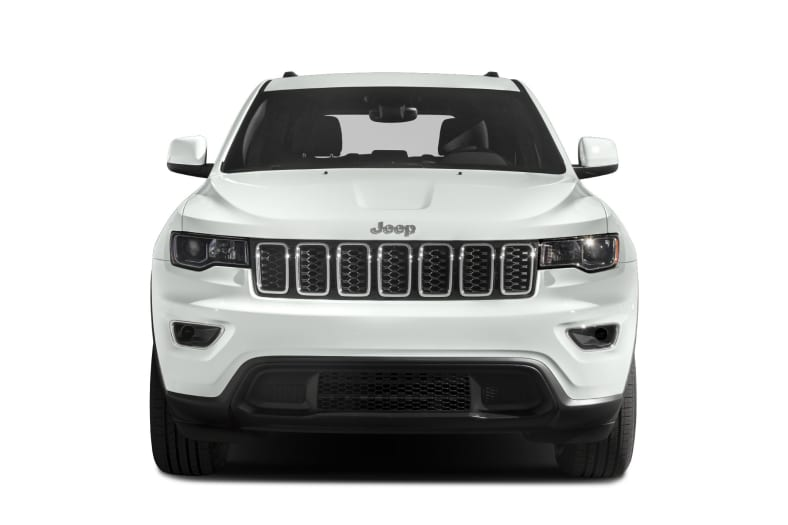 2017 Jeep Grand Cherokee Exterior Photo