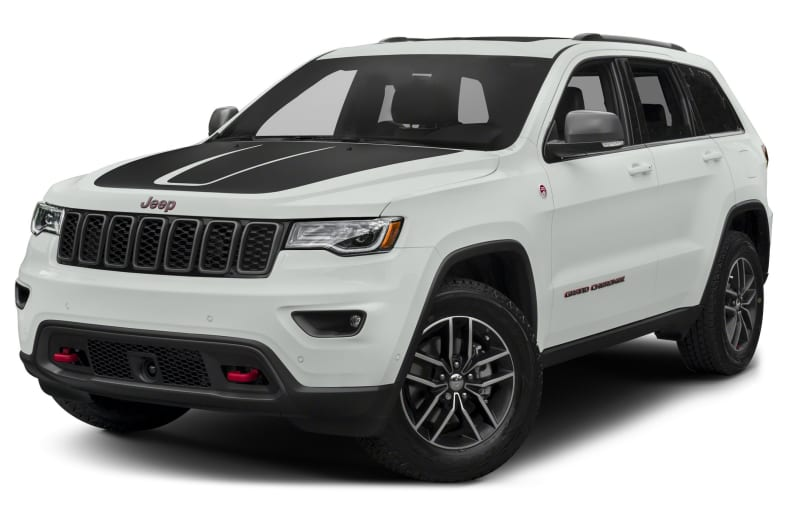 2017 Jeep Grand Cherokee Trailhawk 4dr 4x4 Pictures