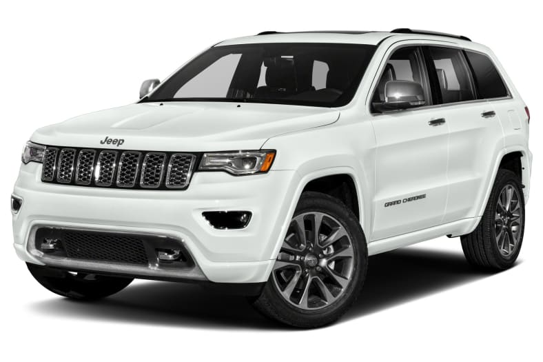 2017 Jeep Grand Cherokee Overland 4dr 4x4 Pictures