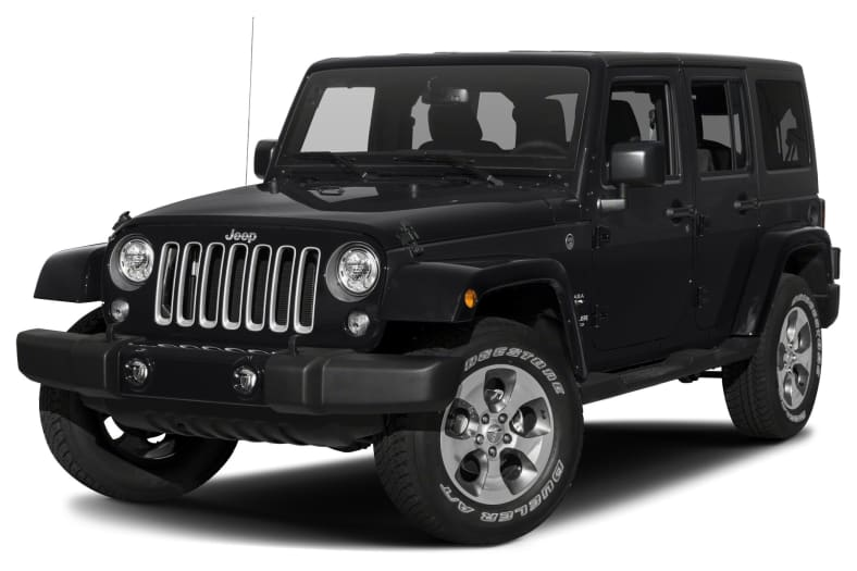 2018 Wrangler JK Unlimited