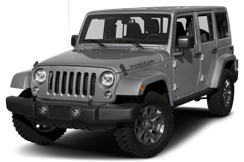 2017 Jeep Wrangler Unlimited Rubicon 4dr 4x4 Information