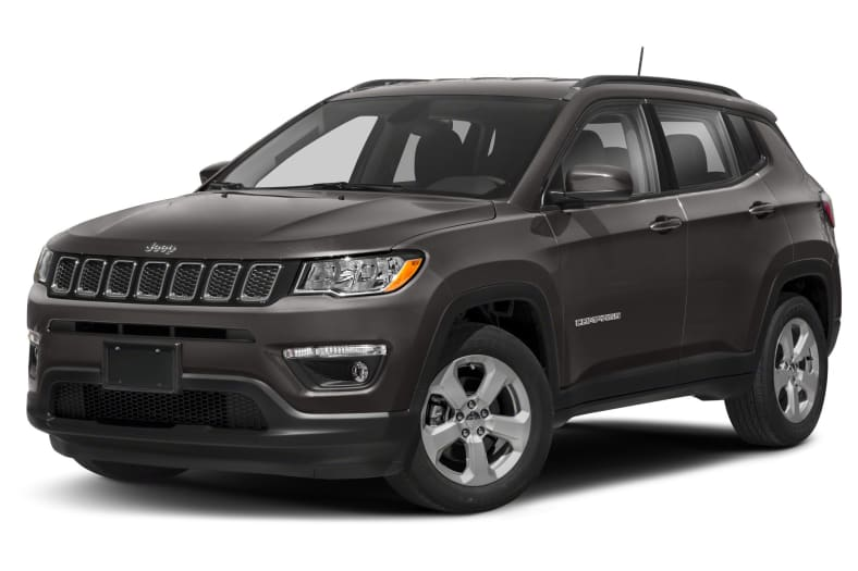 2018 Jeep Compass Information