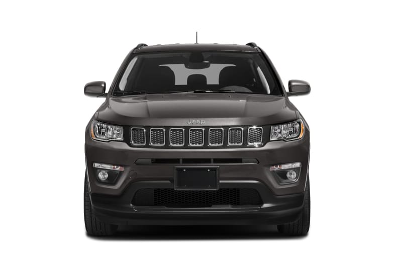 2018 Jeep Compass Exterior Photo