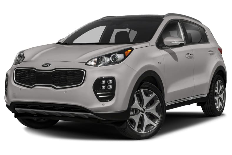 2018 Kia Sportage SX Turbo 4dr All-wheel Drive Pictures