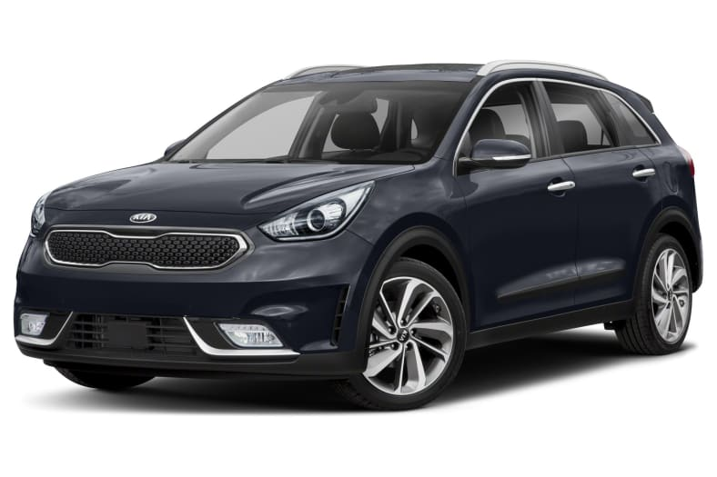 2018 Kia Niro Exterior Photo