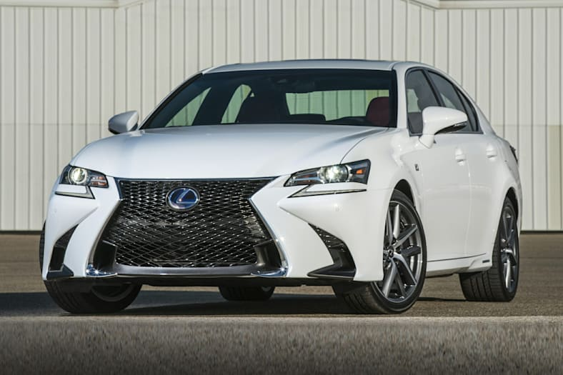 2018 lexus gs 450h f sport 4dr sedan pictures. Black Bedroom Furniture Sets. Home Design Ideas