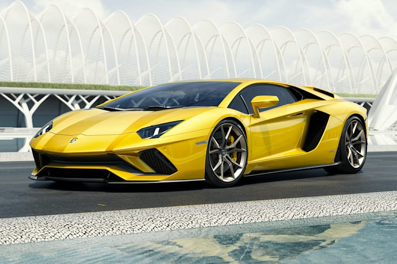 2018 Lamborghini Aventador S Specs And Prices