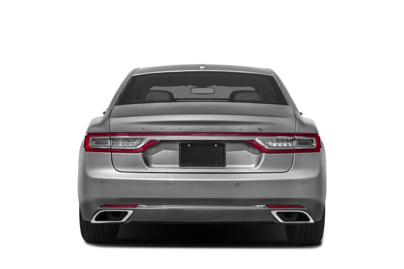 2018 Lincoln Continental Exterior Photo