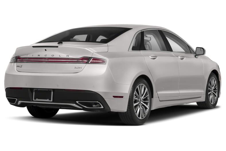 2018 Lincoln Mkz Hybrid Exterior Photo