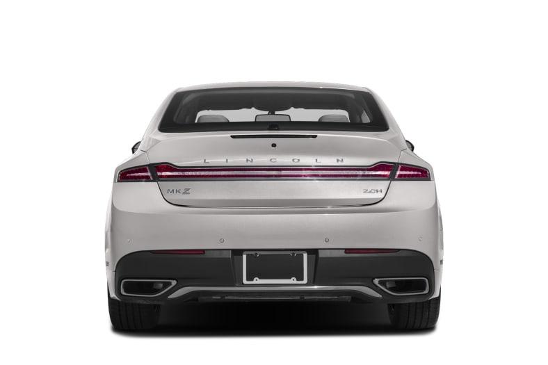 2017 Lincoln MKZ Hybrid Exterior Photo
