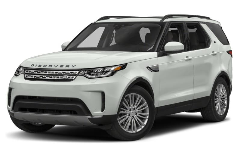 2019 Land Rover Discovery Information