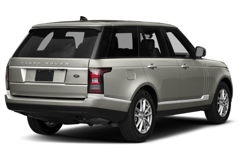 2017 Land Rover Range Exterior Photo