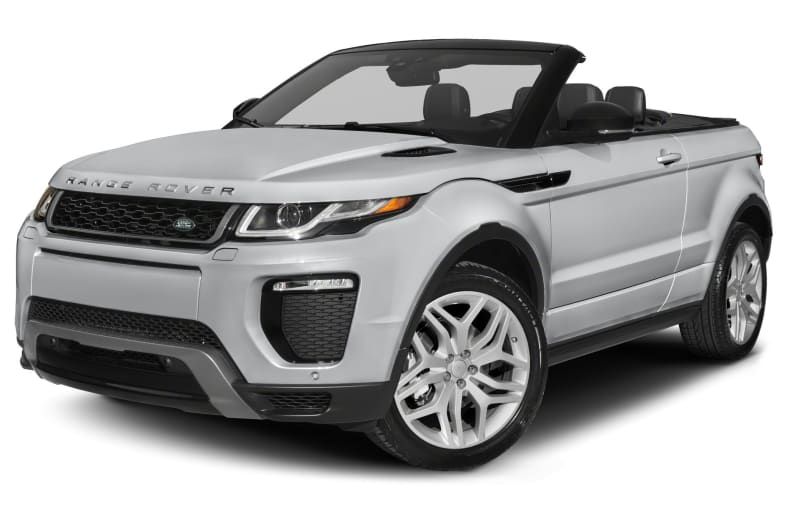 2017 land rover range rover evoque hse dynamic 4x4 convertible pictures. Black Bedroom Furniture Sets. Home Design Ideas