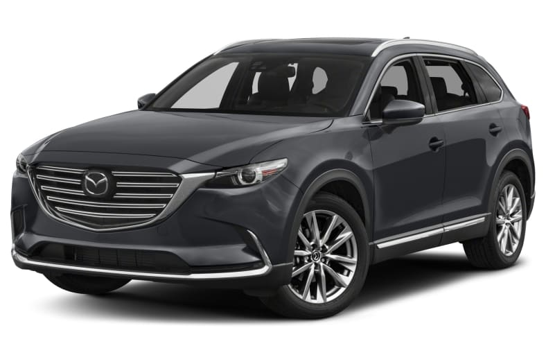 2017 mazda cx 9 signature 4dr all wheel drive sport utility pictures. Black Bedroom Furniture Sets. Home Design Ideas