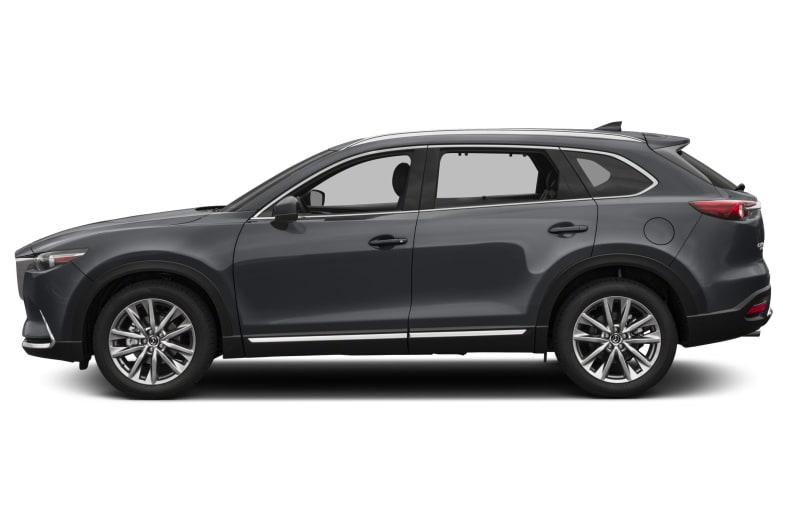 2017 Mazda Cx 9 Signature 4dr All Wheel Drive Sport Utility Pictures