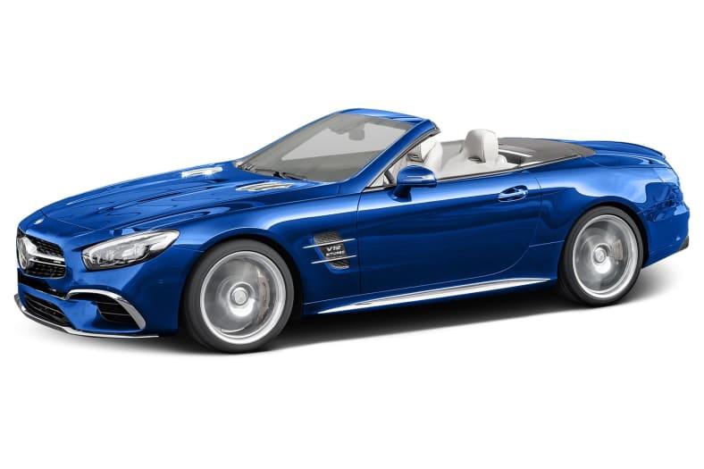 2017 Mercedes Benz Amg Sl Base Amg Sl65 2dr Roadster