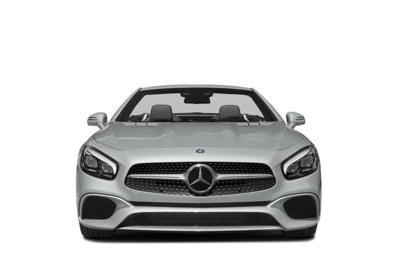 2017 Mercedes-Benz SL 450 Exterior Photo