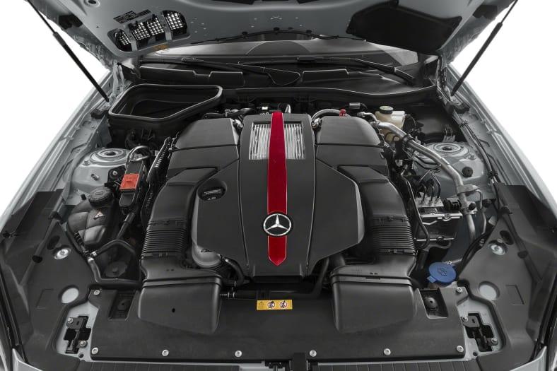 2017 Mercedes-Benz AMG SLC 43 Exterior Photo