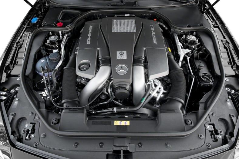 2017 Mercedes-Benz AMG SL 63 Exterior Photo