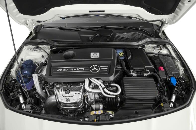 2018 Mercedes-Benz AMG CLA 45 Exterior Photo