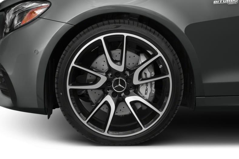 2018 Mercedes-Benz AMG E 43 Exterior Photo