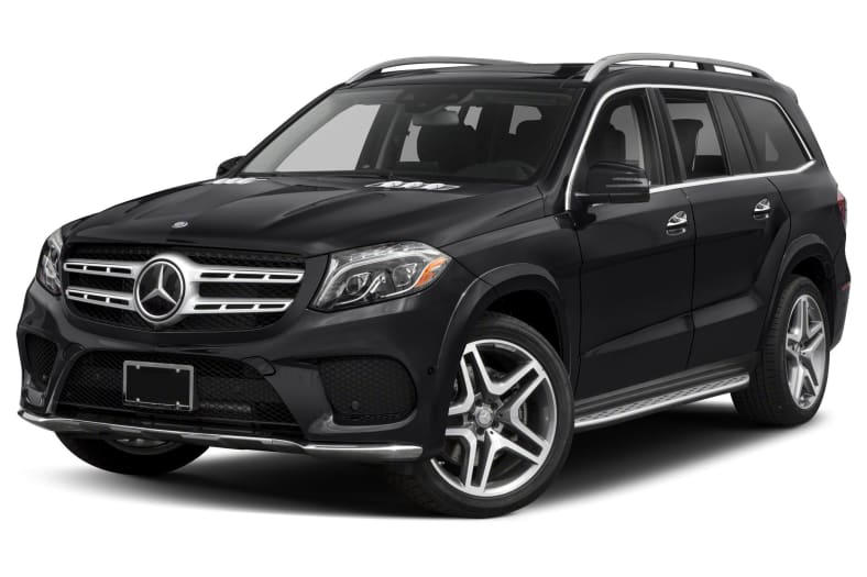 2018 mercedes benz gls 550 information for Mercedes benz suv models list