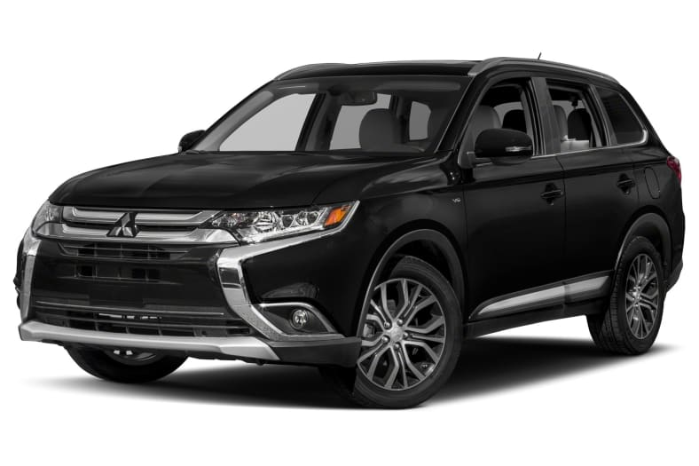 2016 mitsubishi outlander gt 4dr awc information. Black Bedroom Furniture Sets. Home Design Ideas