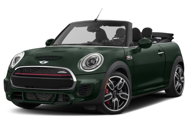 2017 Mini Convertible Exterior Photo