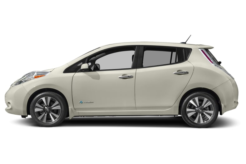2016 Nissan LEAF Exterior Photo
