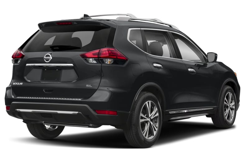 2017 Nissan Rogue Sl 4dr All Wheel Drive Pictures