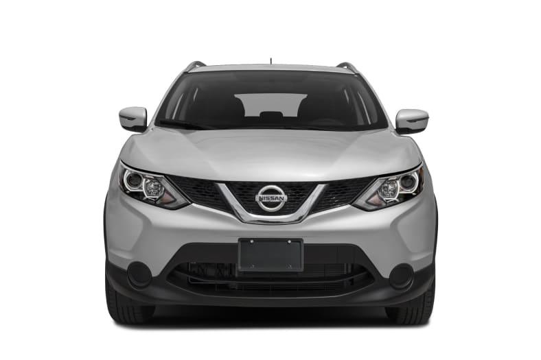 2017 Nissan Rogue Sport Exterior Photo
