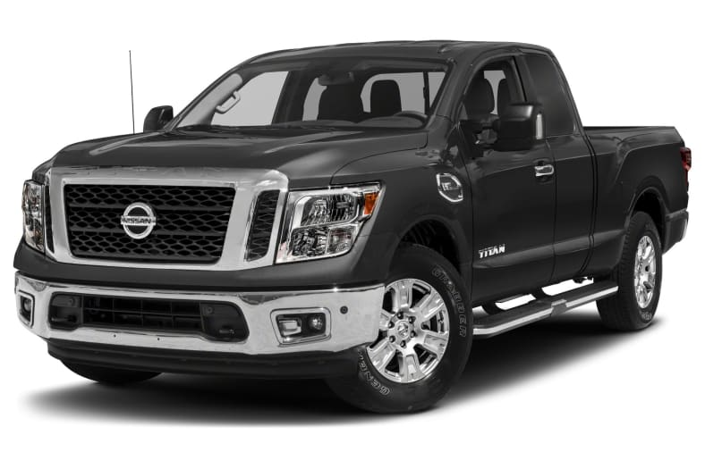2017 6 7 Powerstroke Specs >> 2018 Nissan Titan SV 4dr 4x4 King Cab 6.3 ft. box 139.8 in. WB Information | Autoblog