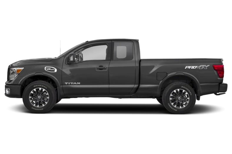 2012 Nissan Titan Sv >> 2018 Nissan Titan PRO-4X 4dr 4x4 King Cab 6.3 ft. box 139.8 in. WB Pictures