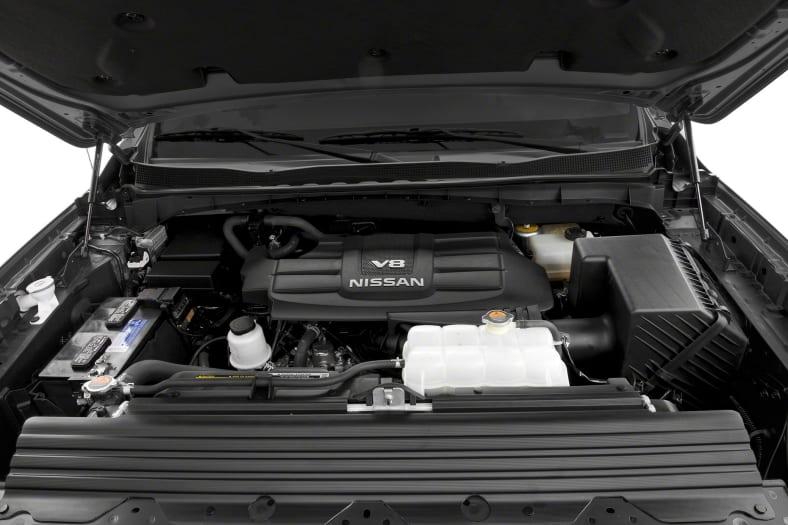 2017 Nissan Titan XD Exterior Photo