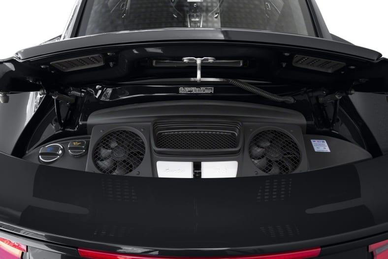 2018 Porsche 911 Exterior Photo